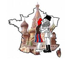 logo association France Russie CEI Nantes